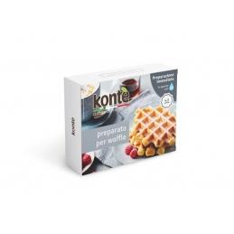 Preparato per waffles Kontè