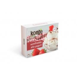 Semifreddo Allo yogurt Kontè